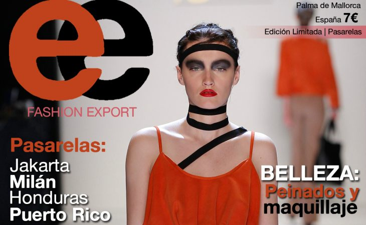 Revista Fashion Export: Especial Pasarelas Image