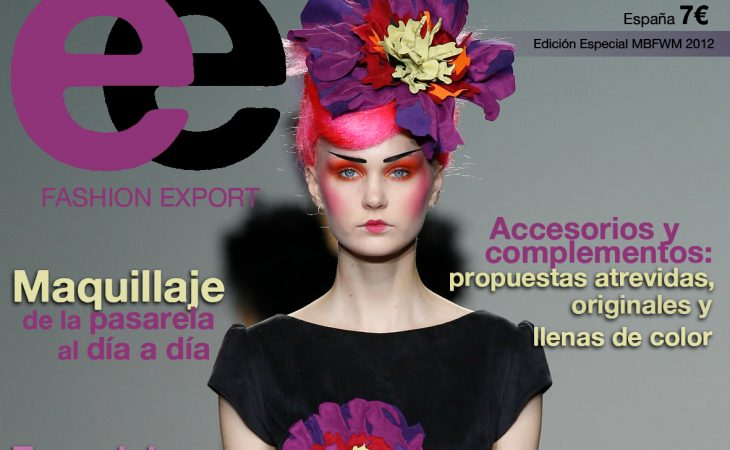 Revista Fashion Export: Especial MBFWM 2012 Image