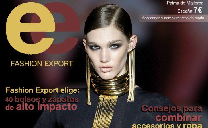 Revista Fashion Export: Accesorios de moda Image