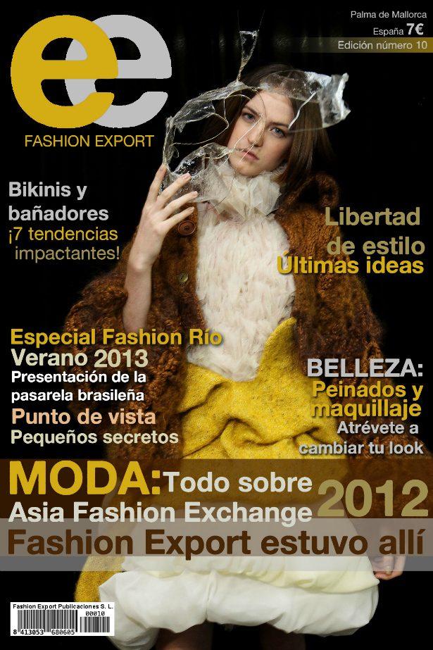 Fashion Export Moda 2012