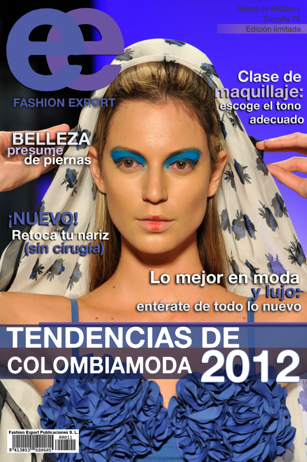 Revista Fashion Export: Especial Colombiamoda 2012 Image