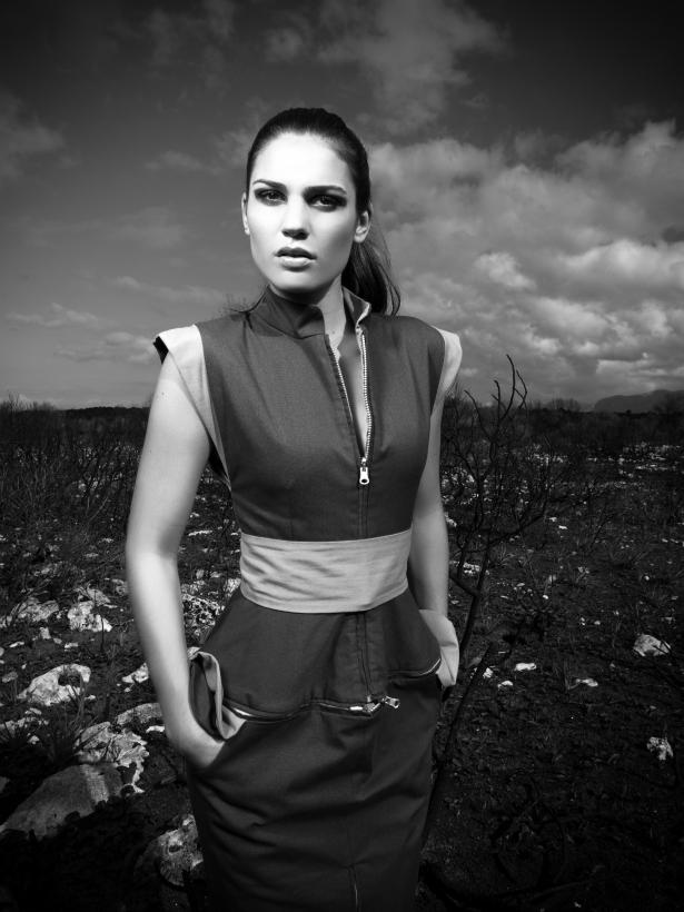 Clothes from the future © Ferran Prieto