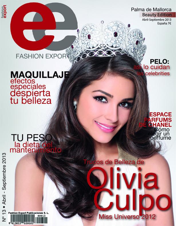 Revista Fashion Export Beauty Edition