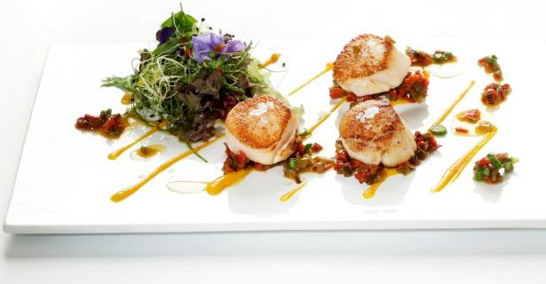 Martin Berasategui's Oysters Recipe — Dishmaps