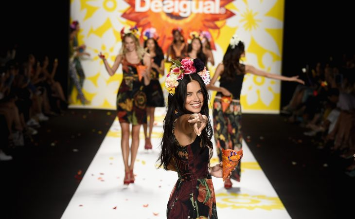 Desigual New York Fashion Week Show S/S 2014 Image
