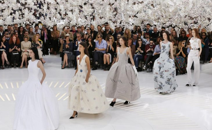 Christian Dior: Haute Couture Fall Winter 2014-15 Image