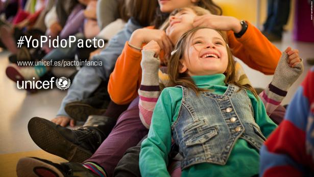 UNICEF: Pacto de Estado por la Infancia Image