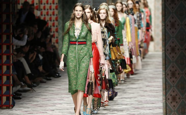 Gucci Women's Spring/Summer 2015 Image