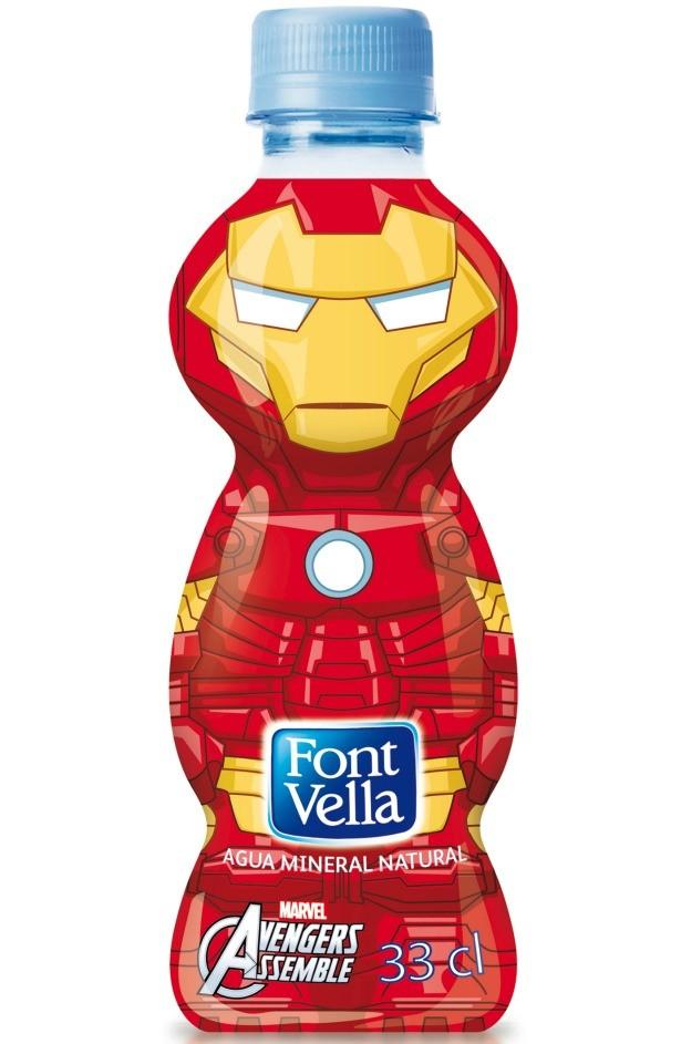 Botella Ironman