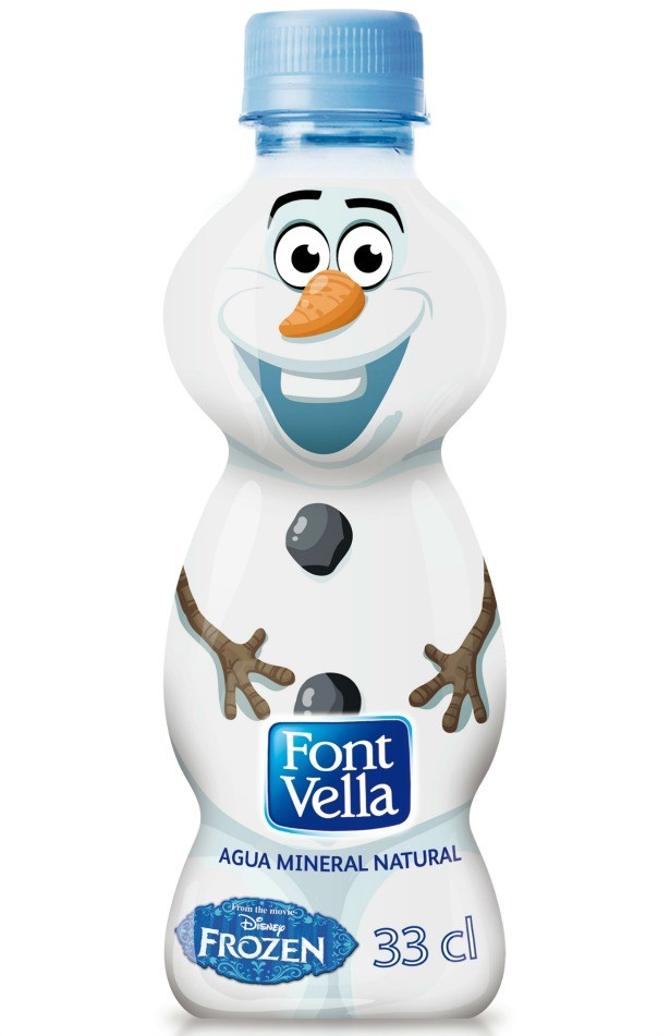 Botella Olaf