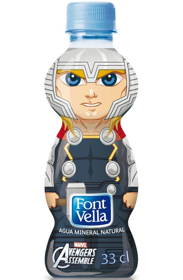 Botella Thor
