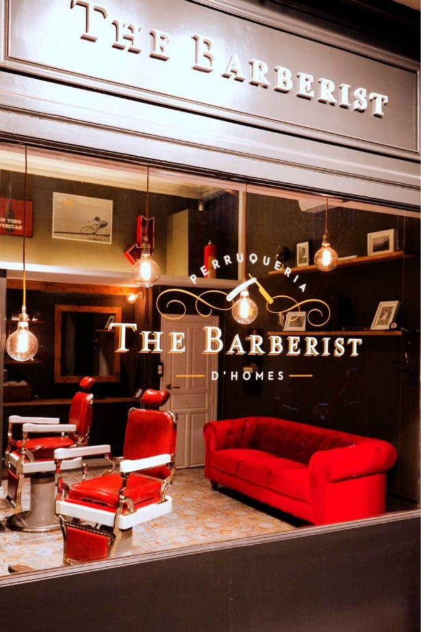 Llega the barberist la barber a m s moderna en - La barberia de vigo ...