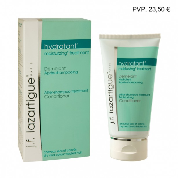 jf lazartigue moisturizing conditioner - Lazartigue Emulsion Colorante