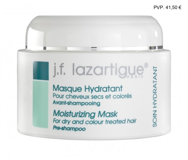 jf lazartigue moisturizing mask masque - Lazartigue Emulsion Colorante