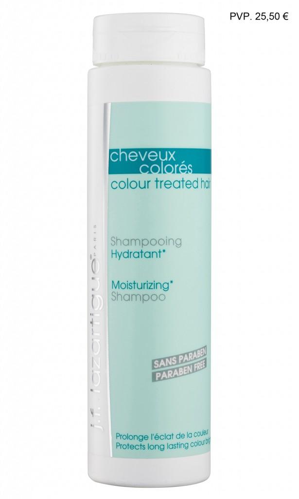 jf lazartigue moisturzing shampoo - Lazartigue Emulsion Colorante