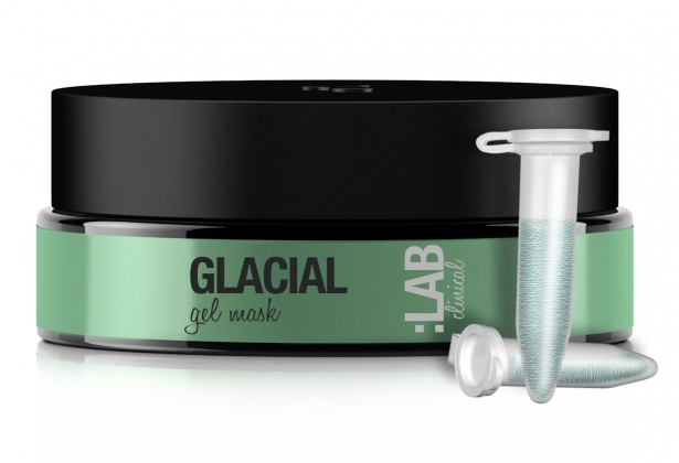 Glacial gel mask LAB