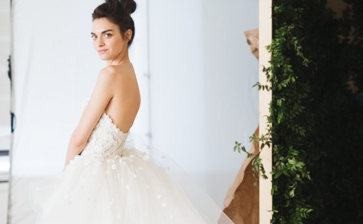 Carolina Herrera Spring 2016 Bridal Collection Image