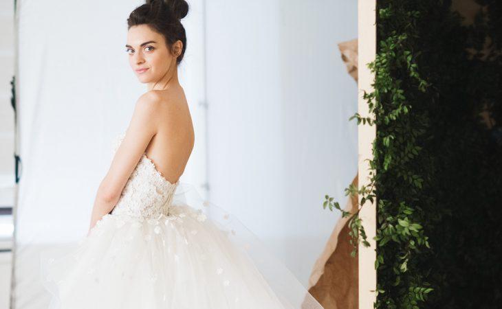 Carolina Herrera Spring 2016 Bridal Collection Image