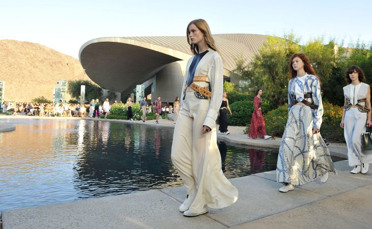 Louis Vuitton: Cruise 2016 Full Fashion Show Image