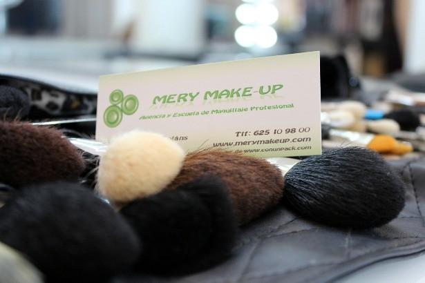 Escuela y Agencia de Maquillaje Mery Make Up