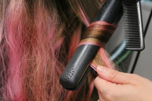 Los medios para la coloración de los cabello a los hombres