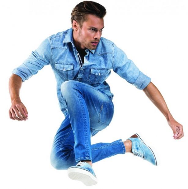 Salsa Jeans Man