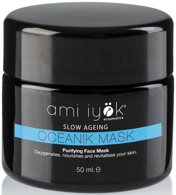 Oceanik Mask · Mascarilla purificante P.V.P: 42€/ 50 ml