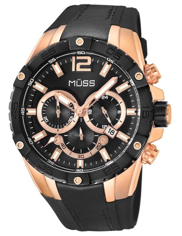 Big Bang, la colección de relojes elegante y atemporal de Müss Image