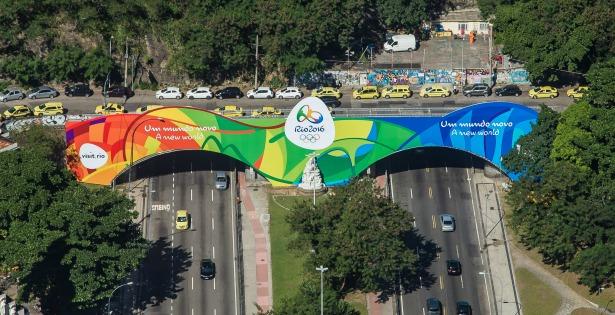Río de Janeiro gana los colores de los Juegos Olímpicos Rio 2016 Image
