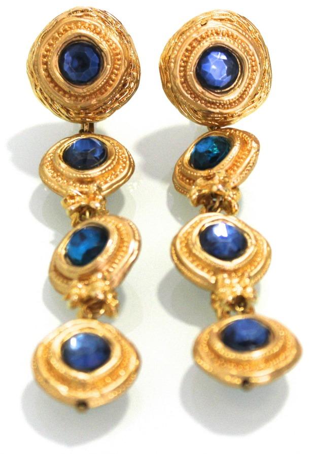 Azul cobalto: EL nuevo color de las joyas de OSB Vintage Image