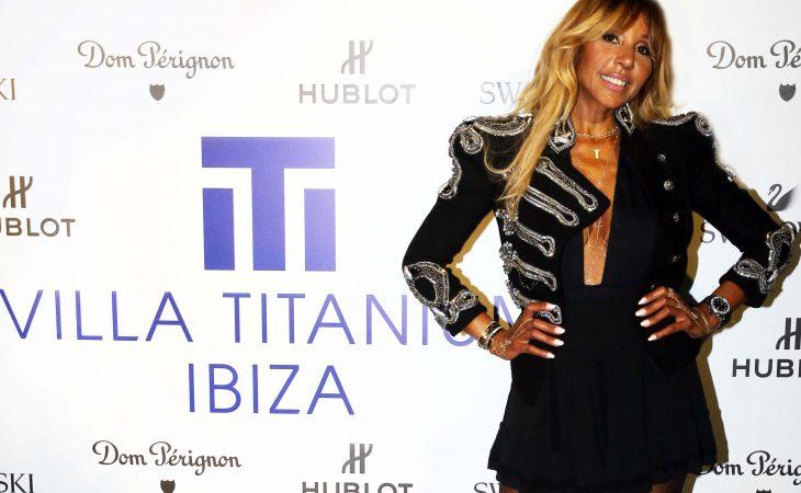 Dóm Perignon y Cathy Guetta celebran la apertura de Titanium la Villa más lujosa de Ibiza Image