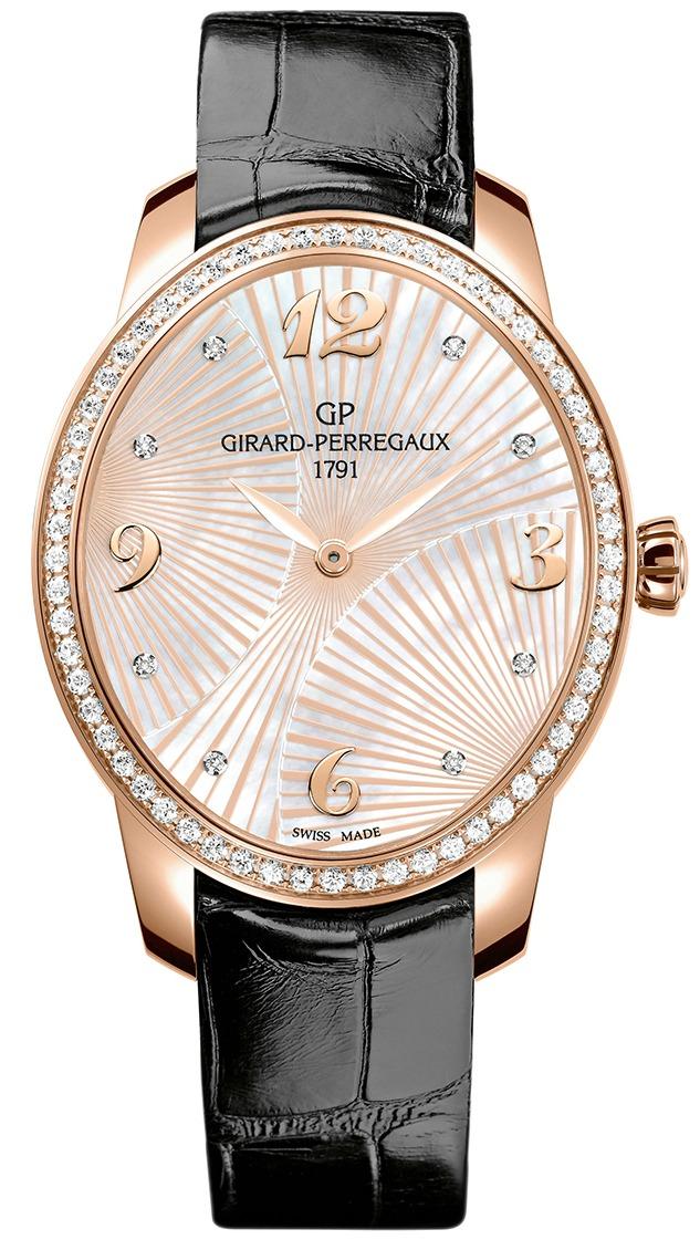 "Girard-Perregaux ""Cat´s Eye Majestic"""