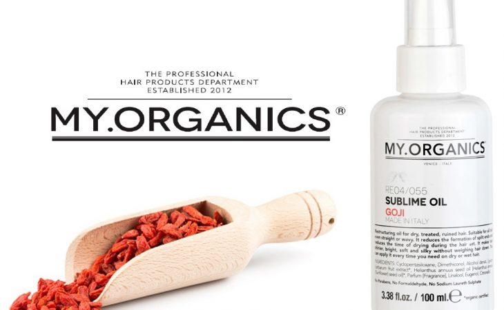 My.Organics presenta el aceite Sublime con bayas de Goji Image
