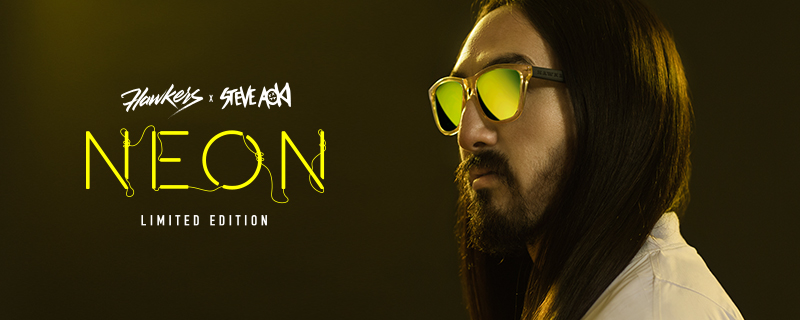 Steve Aoki Neon collection
