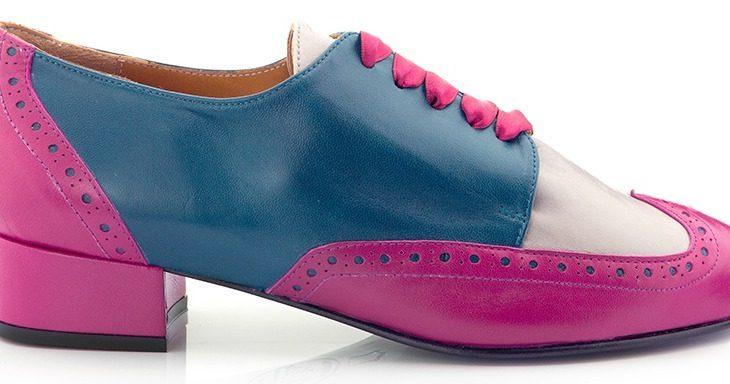 Antía Handcrafted Shoes: colección otoño-invierno 2016-17 Image