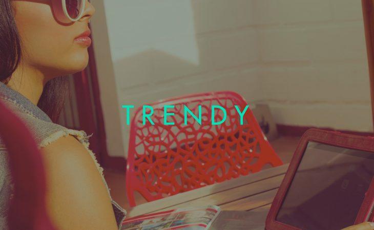 Plataformas de moda con las que identificar las últimas tendencias: TRENDY Image