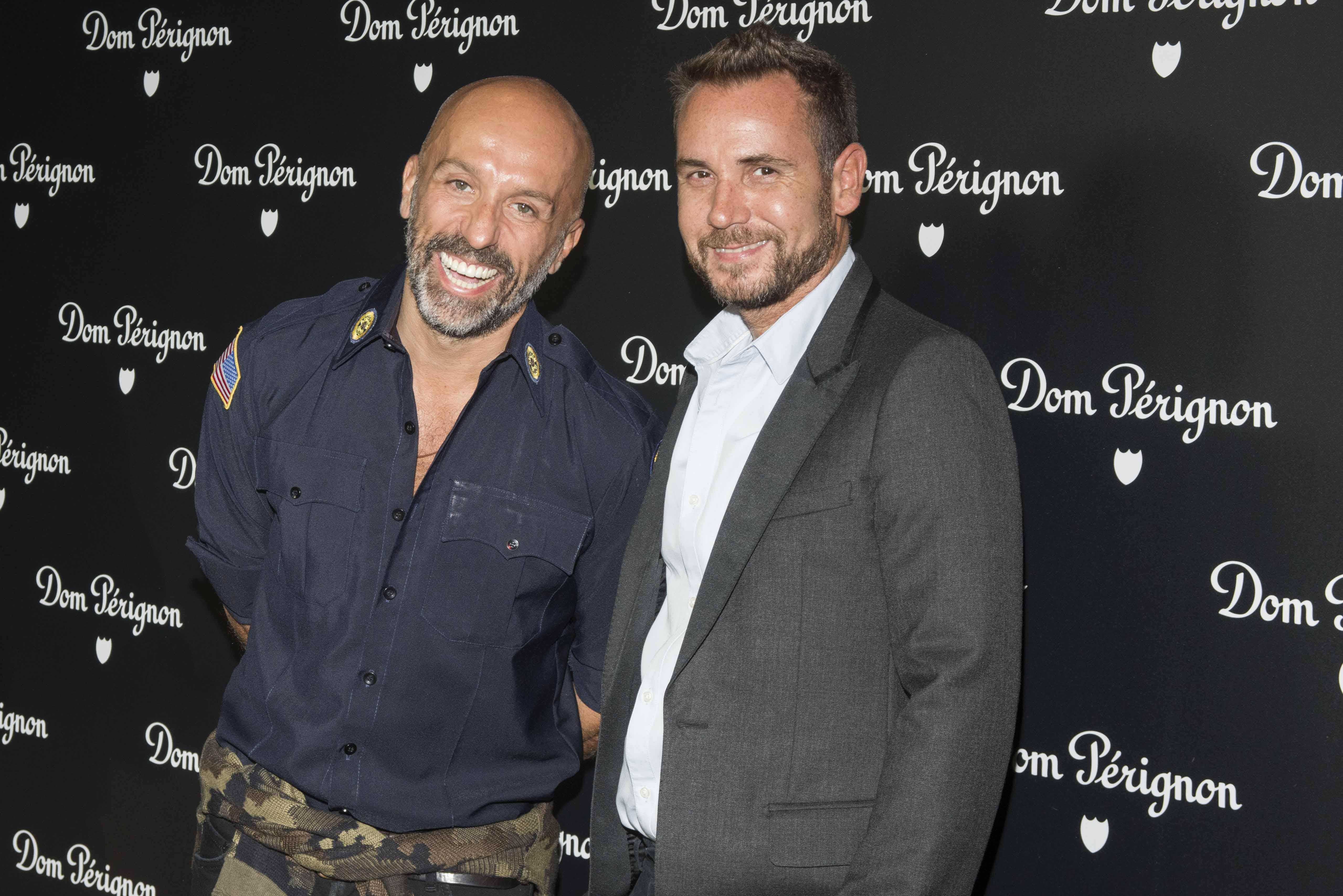 Álvaro Castejón y Arnaud Maillard de Alvarno