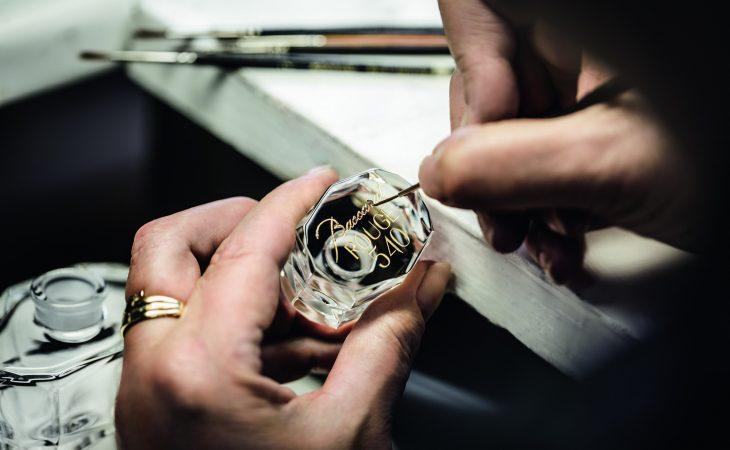¿Un regalo exclusivo? Un perfume de oro con un aroma único Image
