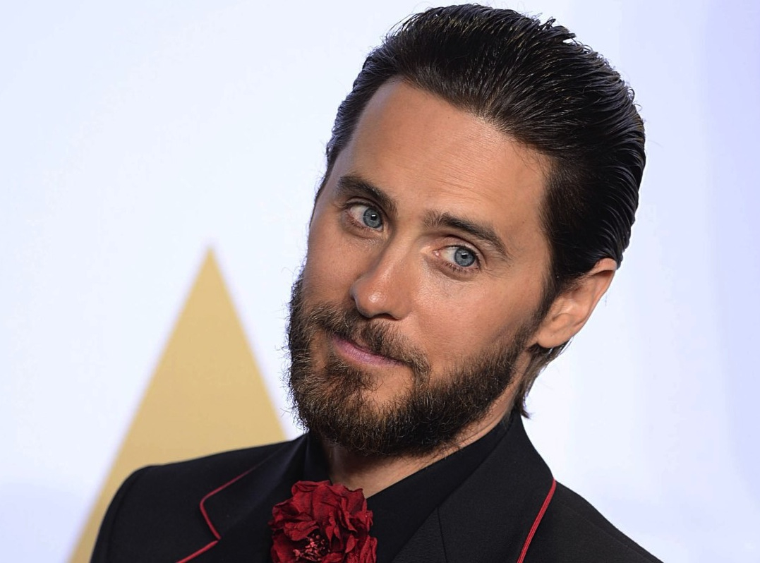 El actor Jared Leto, Oscar al Mejor Actor de Reparto por Dallas Buyers Club.