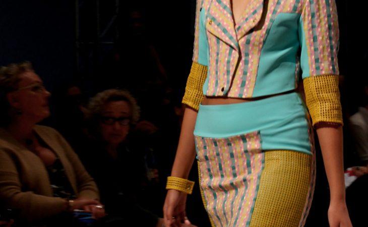 Desfile de la diseñadora Amor Guerrero en la pasarela Alicante Fashion Week Image