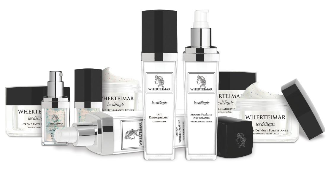 Algunos productos de Les Délicats Visage