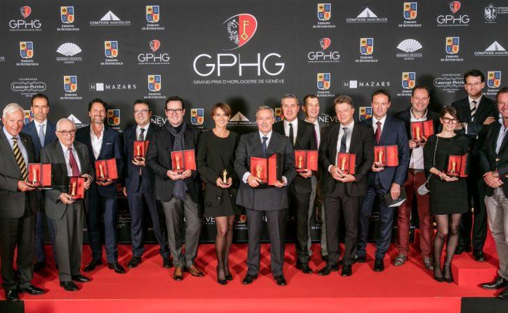 Girard-Perregaux logra el máximo triunfo en el Gran Prix d'Horlogerie de Ginebra 2016 Image