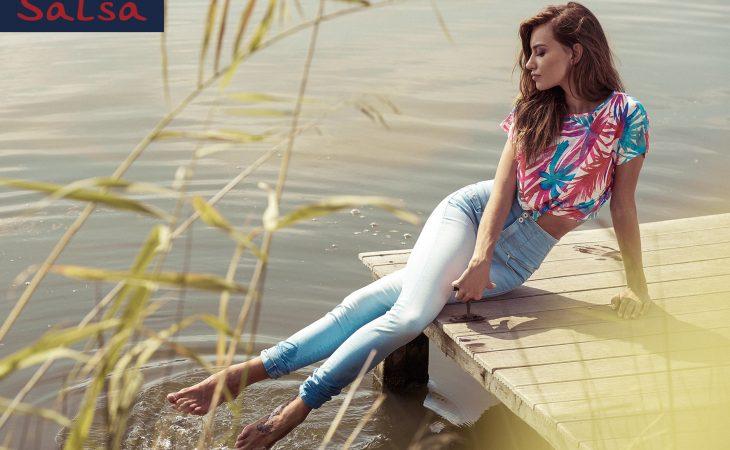 SALSA SS17 nos invita a un viaje donde lo inesperado es sinónimo de color y luz Image