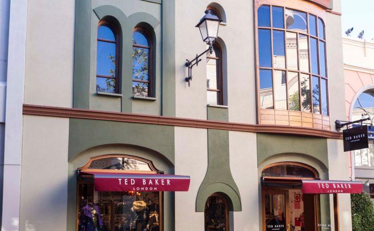 Nueva apertura de Ted Baker en Las Rozas Village Image