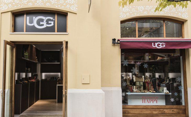 UGG® abre su primera tienda en España Image