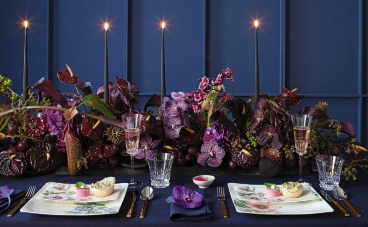 Navidad floral con Villeroy & Boch Image