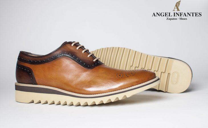 Zapatos Ángel Infantes: Colección para Hombre Invierno 2017 Image