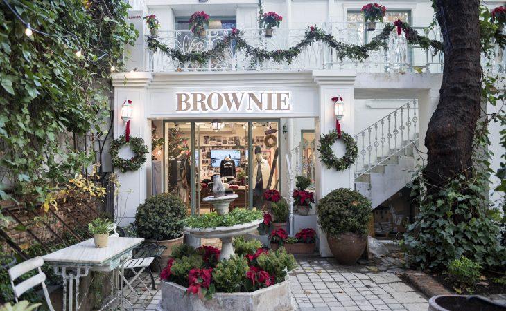 Brownie inaugura su tienda más especial, la nueva Brownie House Image