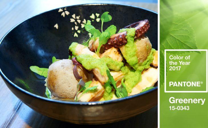 Greenery, el color del año también en gastronomía Image