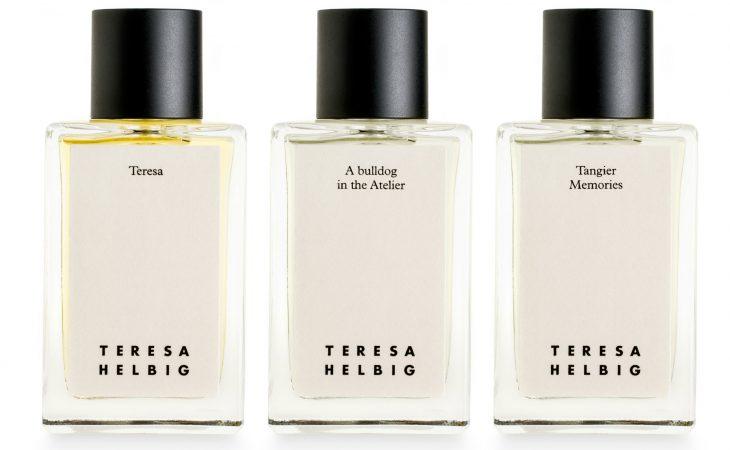 T E R E S A H E L B I G lanza su colección de perfumes en colaboración con Carner Barcelona Image